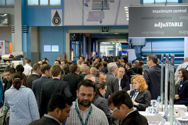 Groot verschil in beleving op LabelExpo in Brussel en World Publishing Expo in Hamburg