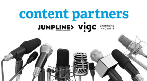 Jumpline, een nieuwe content partner