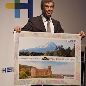 Heidelberg heeft een nieuwe pers: Primefire 106
