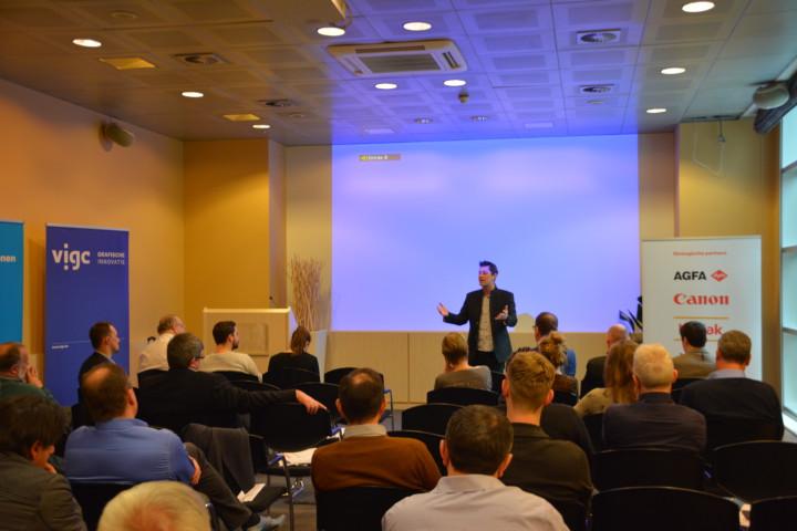Eerste geslaagd pop-up event @VRT in Brussel