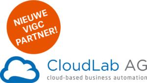 Alweer een nieuwe strategische partner voor VIGC: Cloudlab