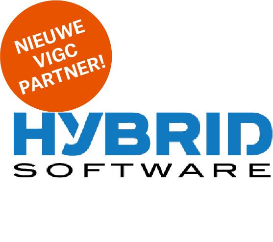 Hybrid Software nieuwe strategische partner van VIGC