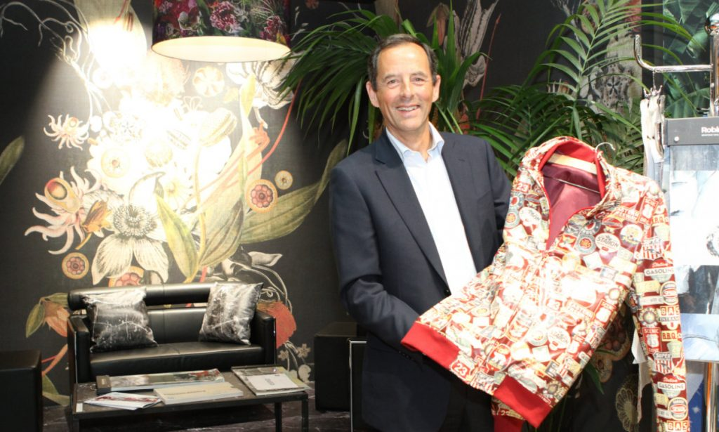 VIGC interviewt HP directieleden op FESPA 2017