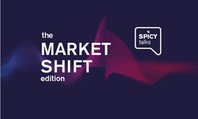 #SPICYtalks18 7-9 maart, 2018 – ontdek de market shift en hoe die ook in uw voordeel kan werken.