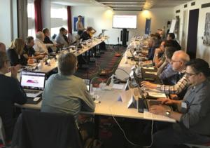 Verslag GWG meeting Amsterdam