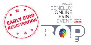 Benelux Online Print Event