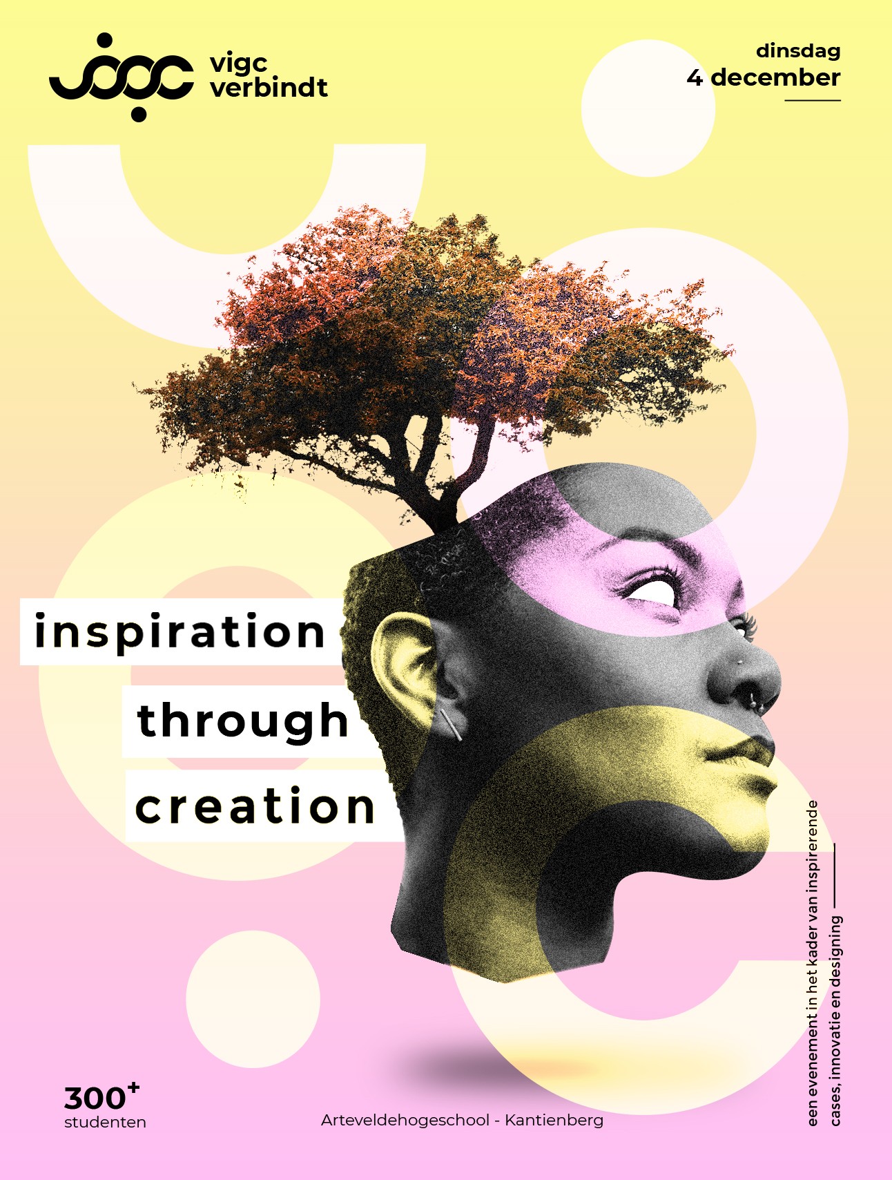 VIGC Verbindt 2018: Inspiration through Creation