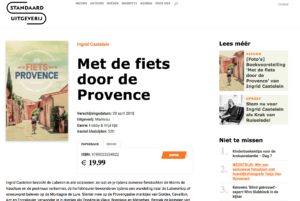 Wat is de link tussen 'La Provence' en E-commerce?