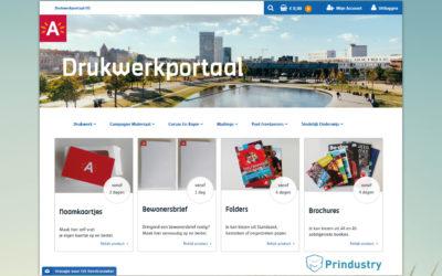 Stad Antwerpen kiest voor Prindustry platform