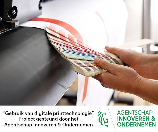 Digitaal printen, managen van technologie en kwaliteit
