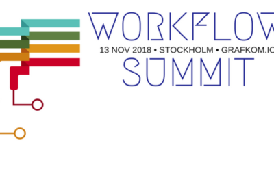 Workflow Summit 18  'Automatisatie op zijn Zweeds.'