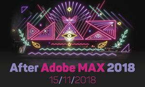 Verslag After Adobe MAX 2018