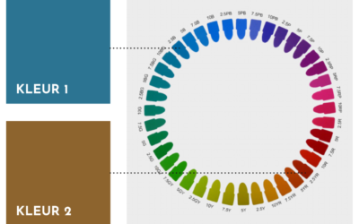 Hoe oordeelkundig kleurpaletten voor merkeigenaars samenstellen?