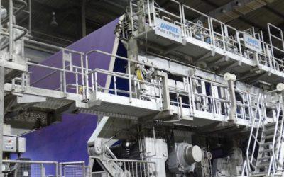Iggesund Workington: 20.000 ton karton CO² neutraal