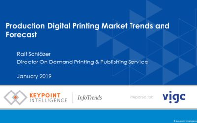 Production Digital Printing Market Trends and Forecast
