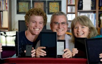 e-Reader 25 jaar: effecten op boekenmarkt beperkt