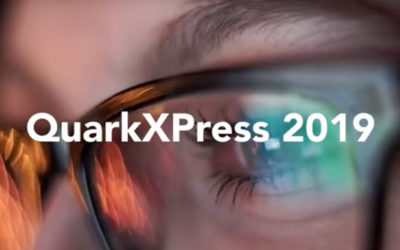QUARKXPRESS 2019 PREVIEW